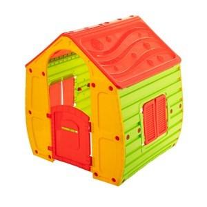 Imagen de Casita para niños STARPLAY, de plástico, 102X109X90, en caja
