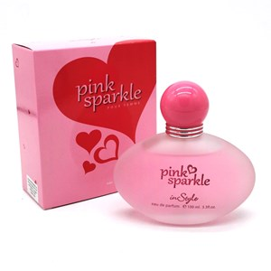 "Imagen de Perfume 100ml ""In Style"" PINK SPARKLE"