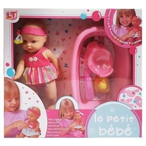 Imagen de Bebote, con accesorios, toma la mamadera y hace pis, en caja