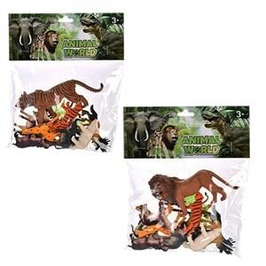 Imagen de Animales surtidos x14, en bolsa