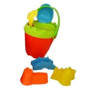 Imagen de Juego de playa, balde, 7 piezas, en red