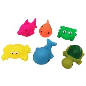 Imagen de Animales de goma x6, en bolsa