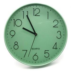 Imagen de Reloj de pared, 30cm de diámetro varios colores, en caja