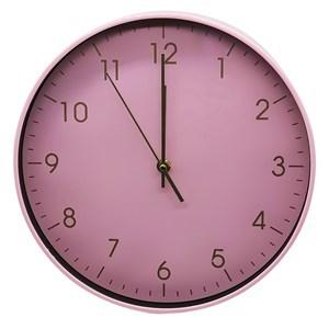 Imagen de Reloj de pared, 30cm de diámetro 4 colores, en caja