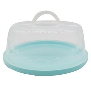 Imagen de Cubre torta, campana de plástico, para tortas de 24cm de diámetro, varios colores