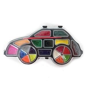 Imagen de Acuarelas 19 colores con pincel
