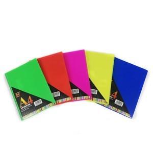Imagen de Cuadernola A4 74h, tapa PVC , varios colores