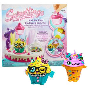 Imagen de Máquina para decorar cup cakes, ALEX, 3AA