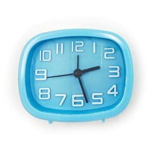 Imagen de Despertador de plástico, 1AA, en caja, varios diseños