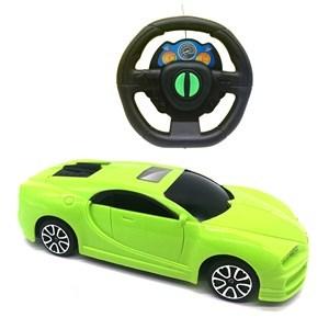 Imagen de Auto con control remoto, con luz, 2AA, en caja
