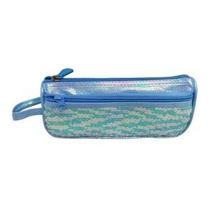 Imagen de Cartuchera de PVC, doble cierre, varios colores