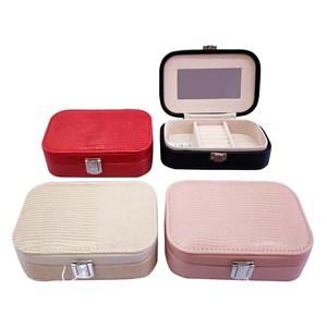 Imagen de Alhajero caja forrado cuerina, en caja
