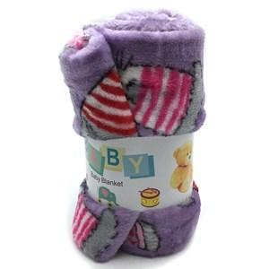 Imagen de Frazada manta polar de bebé, varios diseños