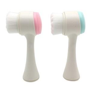 Imagen de Cepillo facial con masajeador de silicona, en caja
