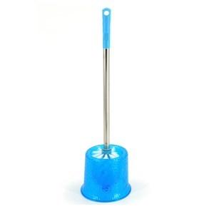 Imagen de Cepillo para WC, de plástico mango de metal, varios colores