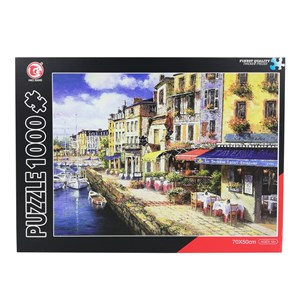 Imagen de Puzzle 1000 piezas, en caja