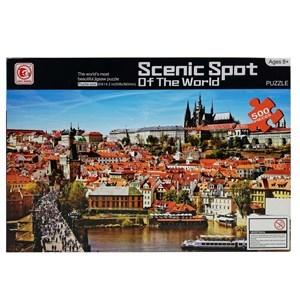 Imagen de Puzzle 500 piezas, en caja