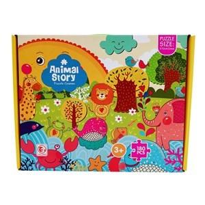 Imagen de Puzzle 180 piezas, en caja