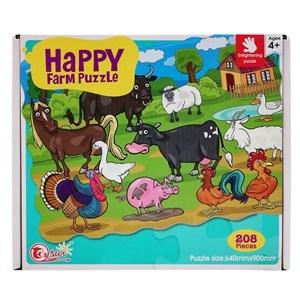 Imagen de Puzzle 208 piezas, en caja
