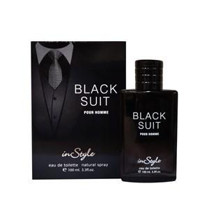 """Imagen de Perfume 100ml """"In Style"""" BLACK SUIT"""