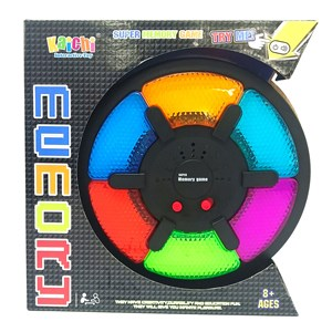 Imagen de Juego de memoria con luz y sonido, 3AA, en caja