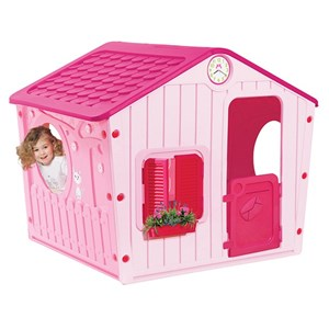 Imagen de Casita para niños STARPLAY,de plástico,140x115x108, en caja