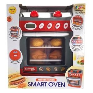 Imagen de Electrodomésticos cocina con accesorios, luz y sonido 3AA en caja