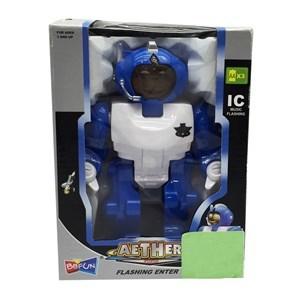 Imagen de Robot con luz sonido y movimiento, 3AA, en caja