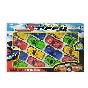 Imagen de Auto de plástico x16, en caja