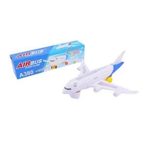 Imagen de Avión con luz sonido y movimiento, 2AA en caja