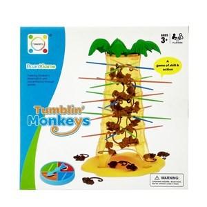 Imagen de Caen monos, juego de equilibrio, en caja