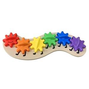 Imagen de Encastre de plástico, 6 engranajes, en caja