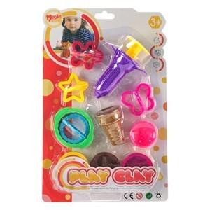 Imagen de Masa para modelar, x3 con accesorios, en blister