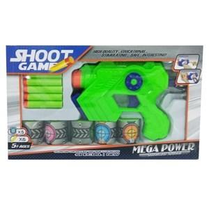 Imagen de Pistola lanza dardos, con blancos en caja
