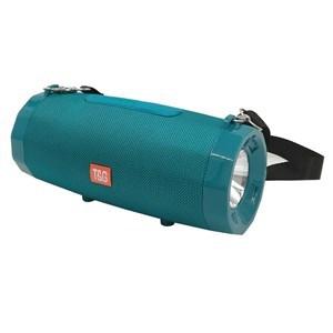 Imagen de Parlante TG535, linterqa, correa, bluetooth 5.0 USB radio FM y micro SD, T&G varios colores, en caja