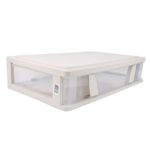 Imagen de Caja organizadora de plástico, con tapa, 63x39x15.5cm