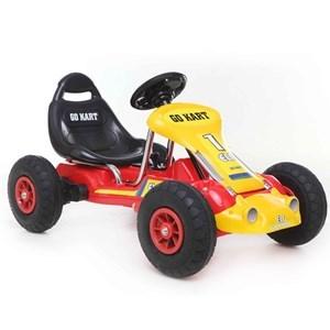 Imagen de Auto kart a pedal, ruedas de goma