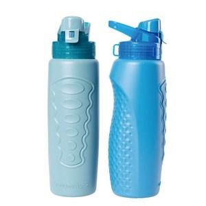Imagen de Botella deportiva de plástico, 1000ml, varios colores