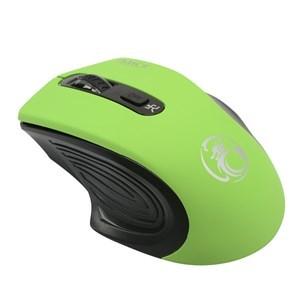 Imagen de Mouse inalámbrico ergonómico E-1800 IMICE, en caja