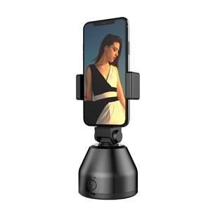 Imagen de Soporte para celular giratorio 360°, recargable en caja