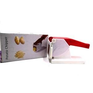 Imagen de Cortante, rebanador de papas de plástico, en caja