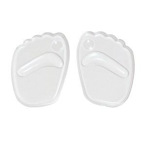 Imagen de Protector de planta de pie de silicona x2, en bolsa