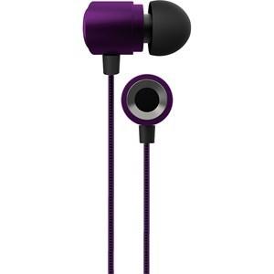 Imagen de Auriculares COBY LIMITLE 55, con micrófono, cable de papel de excelente calidad, 3 pares de almohadillas adicionales