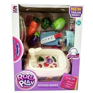Imagen de Electrodomésticos pileta con accesorios, 4AA en caja