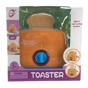Imagen de Electrodomésticos, tostadora, con luz, 1AA en caja