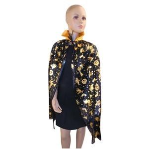 Imagen de Capa con cuello, con diseños de halloween, 2 colores