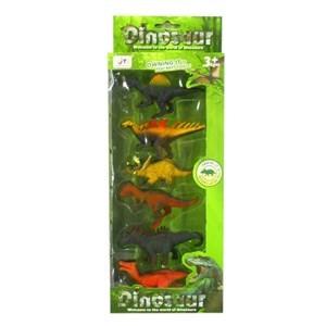 Imagen de Dinosaurios x6, en caja