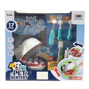 Imagen de Set de veterinario dentista, 17 piezas, en caja