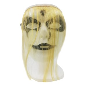 Imagen de Máscara de plástico con pelo