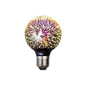 Imagen de Lámpara led proyector luces de colores en caja